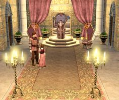 Mod The Sims - The Sims 3 Medieval Pictures