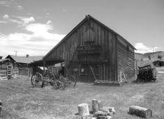 Montana - Virginia City