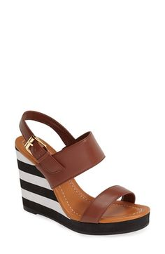 kate+spade+new+york+'bina'+high+wedge+slingback+sandal+(Women)+available+at+#Nordstrom