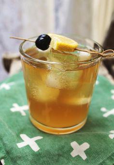 A fresher homemade whiskey sour recipe!