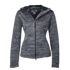 Shyanne® Women's Zip-Up Hoodie Outerwear Jacket