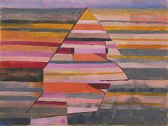 Paul Klee · The Pyramidal Clown · 1929