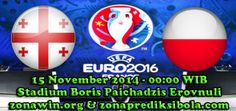 Prediksi Georgia vs Polandia 15 November 2014