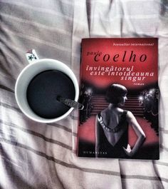 #mykindofperfection #bookstagram #coelho #morningcoffee #happiness #invingatorulesteintotdeaunasingur