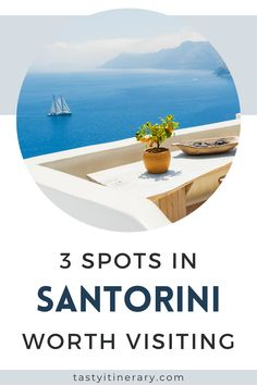 Get away from the crowds. Rent a car and hit these spots off the beaten path in Santorini Greece. See what else this incredible island has to offer. #thingstodoingreece #santorinibeach #santorinifood #santorinitravel #greecetravel #greekislands Greece Vacation, Greece Travel, Hawaii Travel, Italy Travel, Santorini Travel, Santorini Greece, Travel Around The World, Around The Worlds, Places To Travel