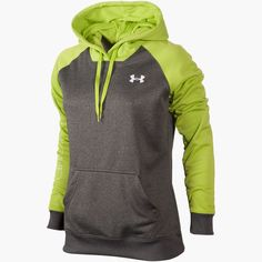 Under Armour Hoodie...my new motivation to work out is to have an excuse to buy cute workout clothes