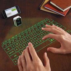 Virtual keyboard for your phone.