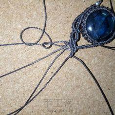 圆拉长石项链 第35步