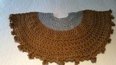 Poncho crochet, D'Martina