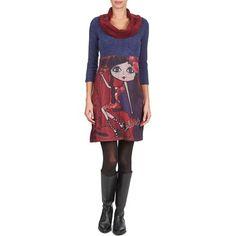 {47,90 € Κερδίστε 96 πόντους} Η μάρκα Smash σχεδίασε αυτό το κοντό φόρεμα για να ικανοποιεί και τις πιο απαιτητικές οπαδούς της μόδας. Μπορείτε να το φορέσετε σε δείπνο στο εστιατόριο ή σε μια εκδήλωση ή και απλώς στο γραφείο για την χειμερινή σεζόν. Πληροφορίες :Σύνθεση επένδυσης:    Spandex : 5%    Πολυεστέρας : 95% Σύνθεση:    Άλλο : 19%    Ακρυλικό : 78%    Spandex : 3% Shirt Dress, T Shirt, Sweaters, Dresses, Fashion, Supreme T Shirt, Vestidos, Moda, Shirtdress