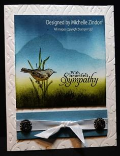 Simply Sketched Sympathy – Stampin' Up! Card - zindorf.blogs.splitcoaststampers.com