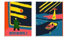 Revue Nyctalope - Simon Roussin