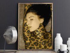Leopard can change spots  Printable Art von naturemorphosis auf Etsy