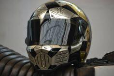 Frederic Olivieri HELMET  - Pin by Corb Motorcycles