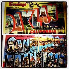 Bay Area love <3