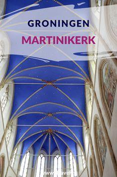 In het centrum van Groningen staat achter de Martinitoren de Martinikerk. Een schitterende kerk. Lees je mee over de Martinikerk in Groningen? #martinikerk #groningen #kerk #jtravel #jtravelblog