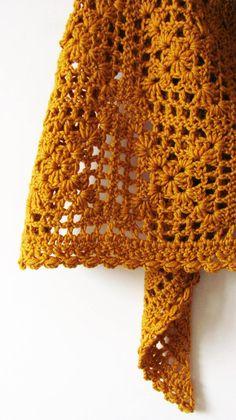 Beehive Shawl Crochet Pattern PDF   Etsy