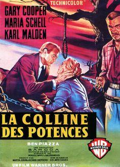 LA COLLINE DES POTENCES !
