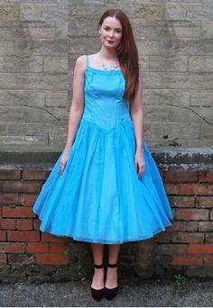 Retro Vintage Inspired 60s Style Mini Car Print Dress at