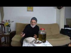 Evde Doğal ağrı kesici At kestanesi yağı yapımı - YouTube