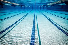 One Hour Workout: Monthly Swim Ladder