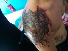Aek tattoo