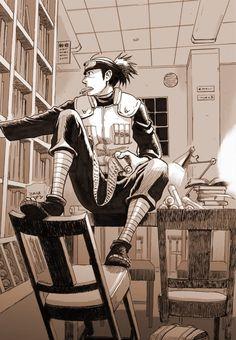 Some Iruka-sensei love for you today! ☺️ As I'm currently going to school to become a teacher, I really admire Iruka-sensei for his dedication and. Kakashi Hatake, Naruto Shippuden, Kakashi Itachi, Hinata, Naruto E Boruto, Shikamaru, Sasunaru, Anime Naruto, Comic Naruto