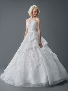 Ball Gown by Divine Couture (#3800) - The Wedding Dress - SingaporeBrides