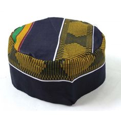Navy Koofy African Textiles 9307ec8c343