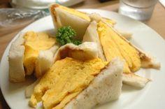 コロナ洋食店 玉子サンド
