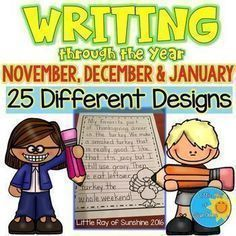 Make writing fun and enjoyable for your students by having them write their masterpieces on theme inspired writing paper. This set includes 25 different designs and you have the choice of three line sizes: 1 inch,  inch and  inch for each design! Students will love writing their final products on this fun paper and will be proud to show their efforts.