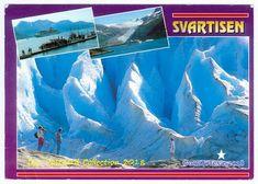 World & Stamps - Twins Drawer Collection: Svartisen - Norway