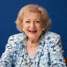 Betty White is an American actress, comedienne, singer, author, and television personality. With a career spanning over seven decades, she is best known to contemporary audiences for her television roles as Sue Ann Nivens on The Mary Tyler Moore Show and Rose Nylund on The Golden Girls. She currently stars as Elka Ostrovsky in the sitcom Hot in Cleveland. She has won seven Emmy Awards (six for acting) and has received 20 Emmy nominations over the course of her career,