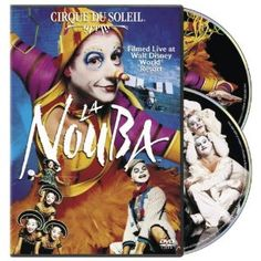 Cirque du Soleil - La Nouba (DVD)  Click To Order-->http://sales.qrmarkers.me/pagereal/B0002XNSZY