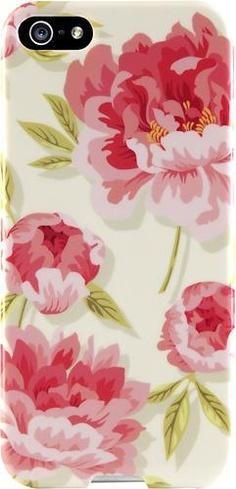 S26 New Agent18 SlimShield Slim Hard Case for iPhone 5 Limited Vintage Pink Rose $29.95