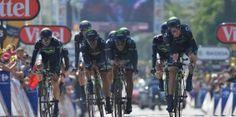 Rui Costa com dificuldades na montanha desce ao 29º lugar da Volta a França