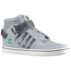 adidas Originals Adi-Rise Mid - Men's - Sport Inspired - Shoes - Shift Grey/Sharp Grey/White