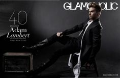 """Adam Lambert é capa da revista """"Glamoholic"""" e fala sobre nova turnê solo #Fotos http://popzone.tv/2015/11/adam-lambert-e-capa-da-revista-glamoholic-e-fala-sobre-nova-turne-solo/"""