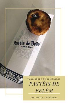 Dicas para conhecer a Fábrica de Pastéis de Belém em Lisboa, Portugal. #lisboa #portugal #europa #pasteisdebelem