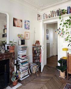 Interior Design Living Room, Living Room Designs, Living Room Decor, Bedroom Decor, Living Rooms, Bedroom Rustic, Interior Colors, Bedroom Plants, Interior Plants