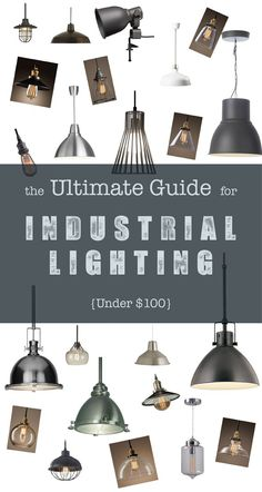 The Ultimate Guide for Industrial Lighting Under $100 #createwithcree #spon... - http://centophobe.com/the-ultimate-guide-for-industrial-lighting-under-100-createwithcree-spon/ -