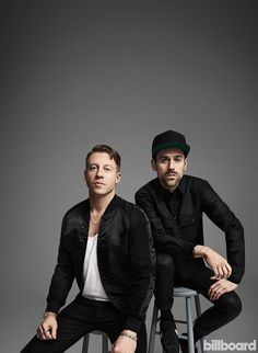 Macklemore & Ryan Lewis Billboard Cover Shoot | Billboard