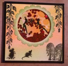 Lavinia Stamps - Create a Landscape - Satu K. Lavinia Stamps, Shaker Cards, Landscape, Create, Home Decor, Scenery, Decoration Home, Room Decor, Home Interior Design