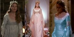 the only 'princess dresses' i ever loved!! -the far right was always my favorite!