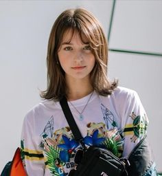 Pin on Character Inspiration Medium Hair Styles, Short Hair Styles, Angelina Danilova, Model Face, Beautiful Girl Image, Jolie Photo, Grunge Hair, Girl Face, Cute Hairstyles