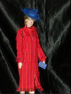 Princess Diana Bea doll fashion