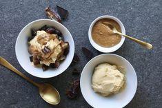 Banaan pindakaas ijs, Gezonde ijsjes, Suikervrije ijsjes, Beaufood recepten, Gezonde foodblogs, Leuke foodblogs, Zelf gezond ijs maken, Ijs maken zonder ijsmachine