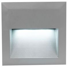LED Zimba Recessed Lamp. Garden Wall ...