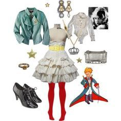 Image result for the little prince costume design