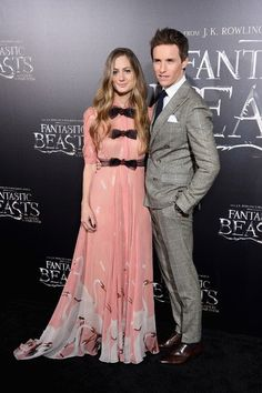 Hannah Bagshawe wore a @Gucci Pre-Fall 2016 gown & Eddie Redmayne wore a Polo @RalphLauren suit to the #FantasticBeasts NYC premiere. The Fashion Court (@TheFashionCourt) | Twitter